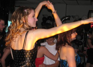 Teen Dance Party DJ with Rhode Island Wedding DJ & Rhode Island Teen Party DJ