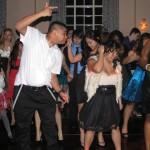 Party on Sweet Sixteen Dance Floor Party on The Dance Floor Rhode Island Teen DJ and Wedding DJ Packages