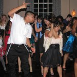 Party on Sweet Sixteen Dance Floor Party on The Dance Floor Rhode Island Teen DJ and Wedding DJ Packages