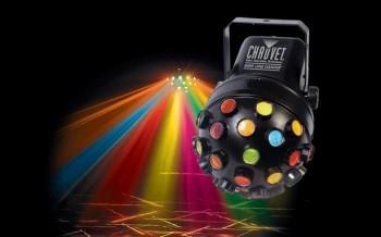 Mini line dancer light - Rhode Island Wedding DJ - Providence DJ - DJ Equipment