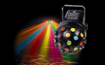 Mini line dancer light - Rhode Island Wedding DJ - Providence DJ - DJ Equipment