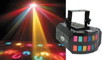 eliminatior lighting - Rhode Island Wedding DJ - Providence DJ - DJ equipment