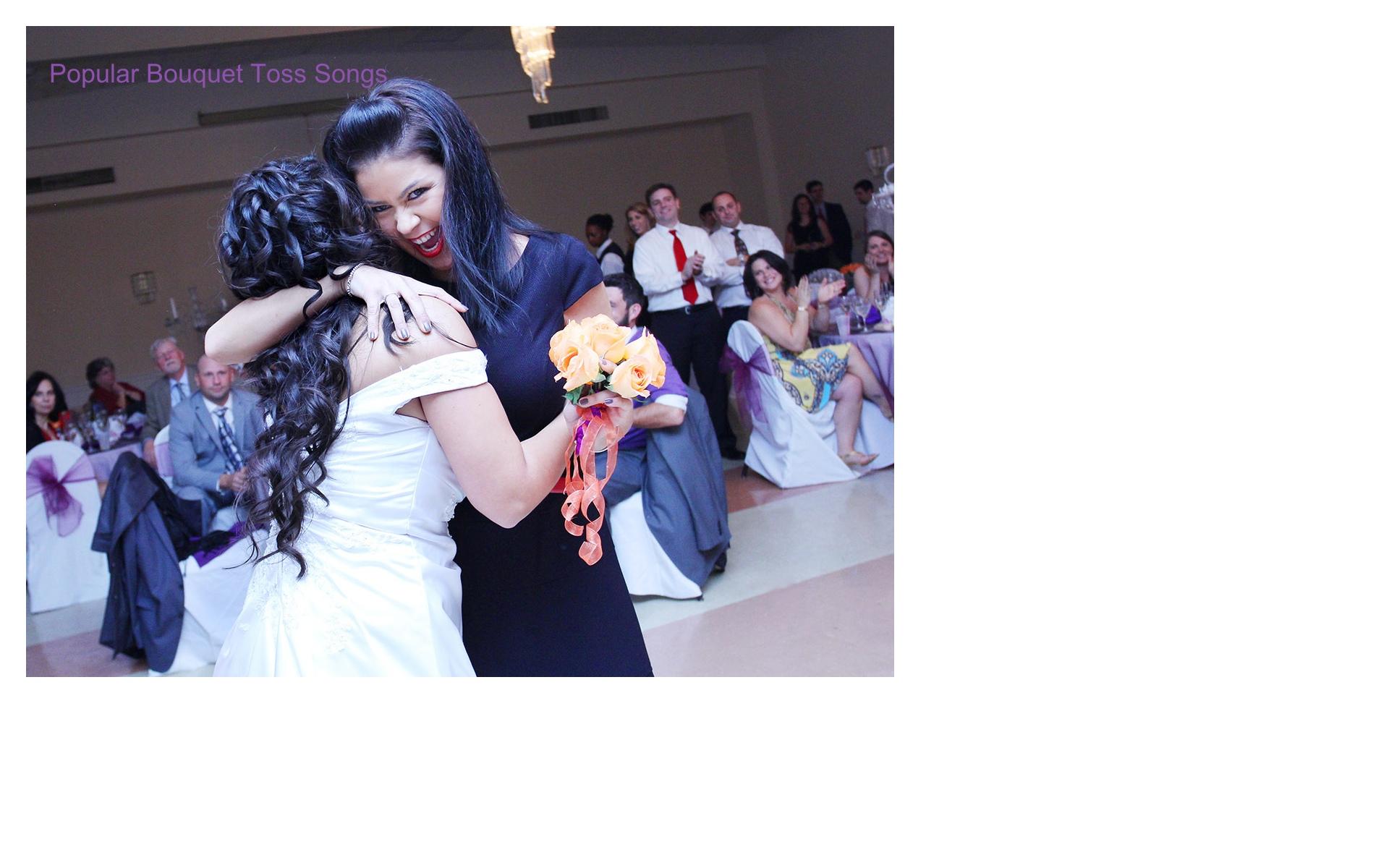 Popular Bouquet Toss Songs - Rhode Island Wedding DJFun ...