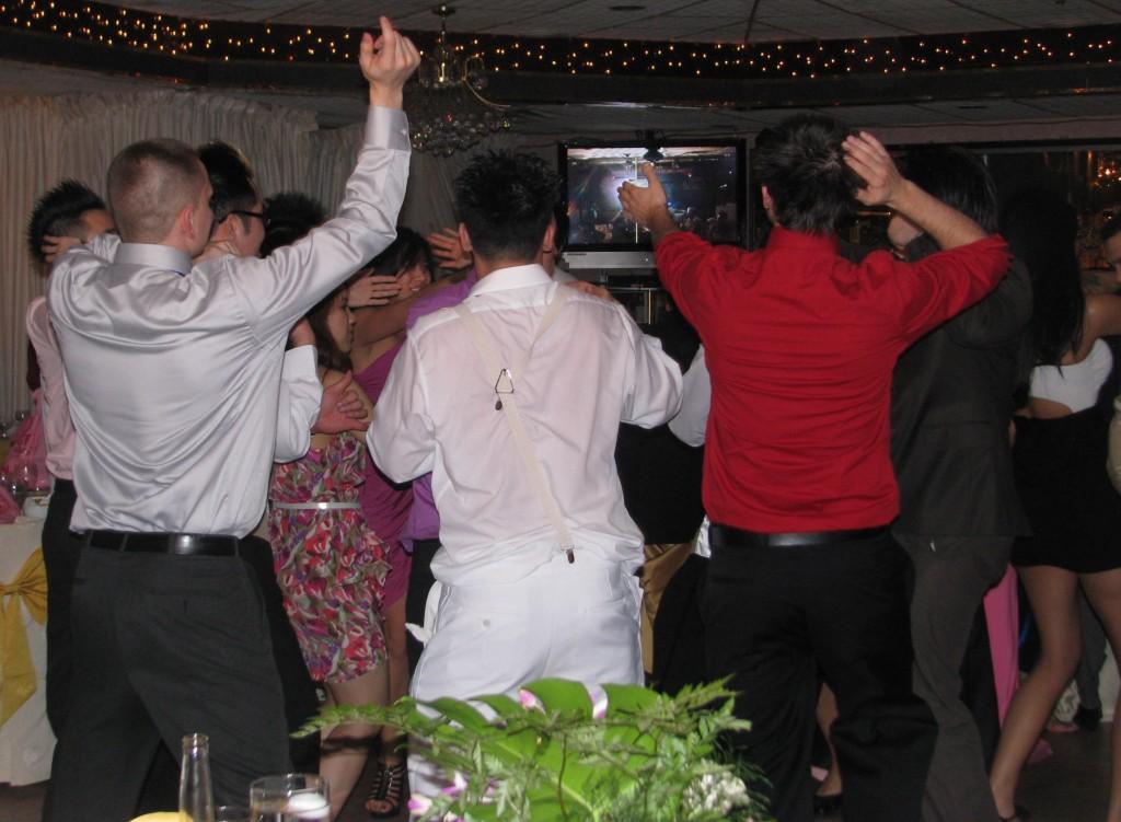 Wedding Dance Party with Fun Rhode Island Multicultural Wedding DJ