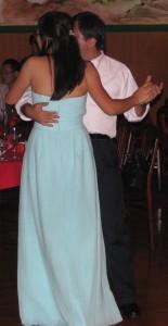 Beautiful Chinese Couple Dance at Wedding