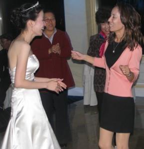 Fun Dancing at Beautiful New Jersey Asian Wedding DJ