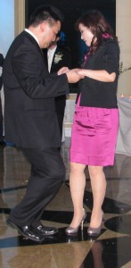 Fun Dancing at Beautiful New Jersey Korean Wedding DJ