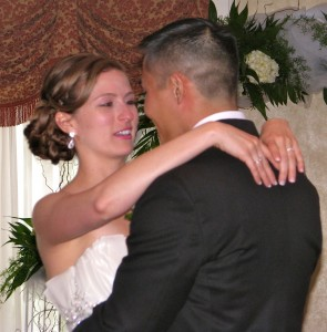 Beautiful Bride and Groom First Dance with Amazing Rhode Island Wedding DJ
