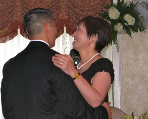 Mother Son Dance Amazing Multicultural Rhode Island Wedding DJ