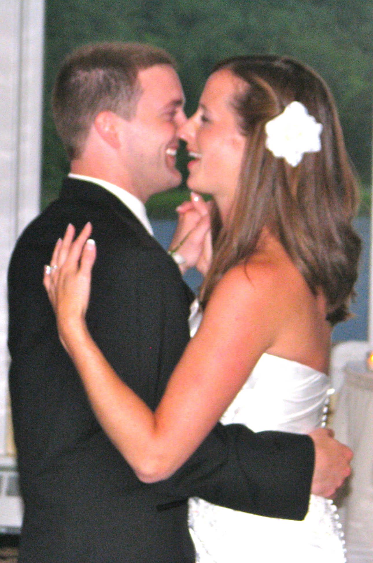 The Bride and Groom Wedding Last Dance Song at The Mill on Jersey Shore