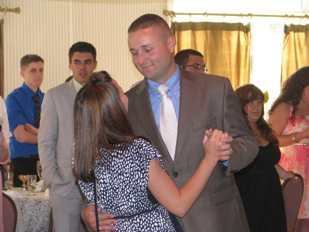 Father Daughter Dance at Beautiful Wedding