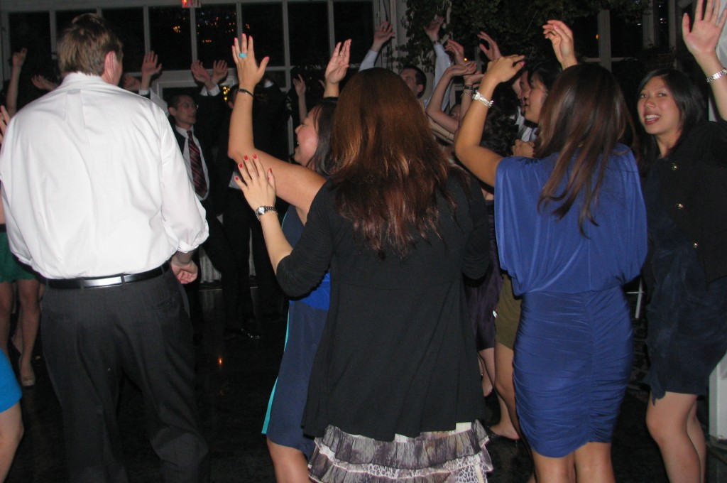 Dancing with Fun Multicultural Rhode Island Wedding DJ at Madison Hotel Morristown