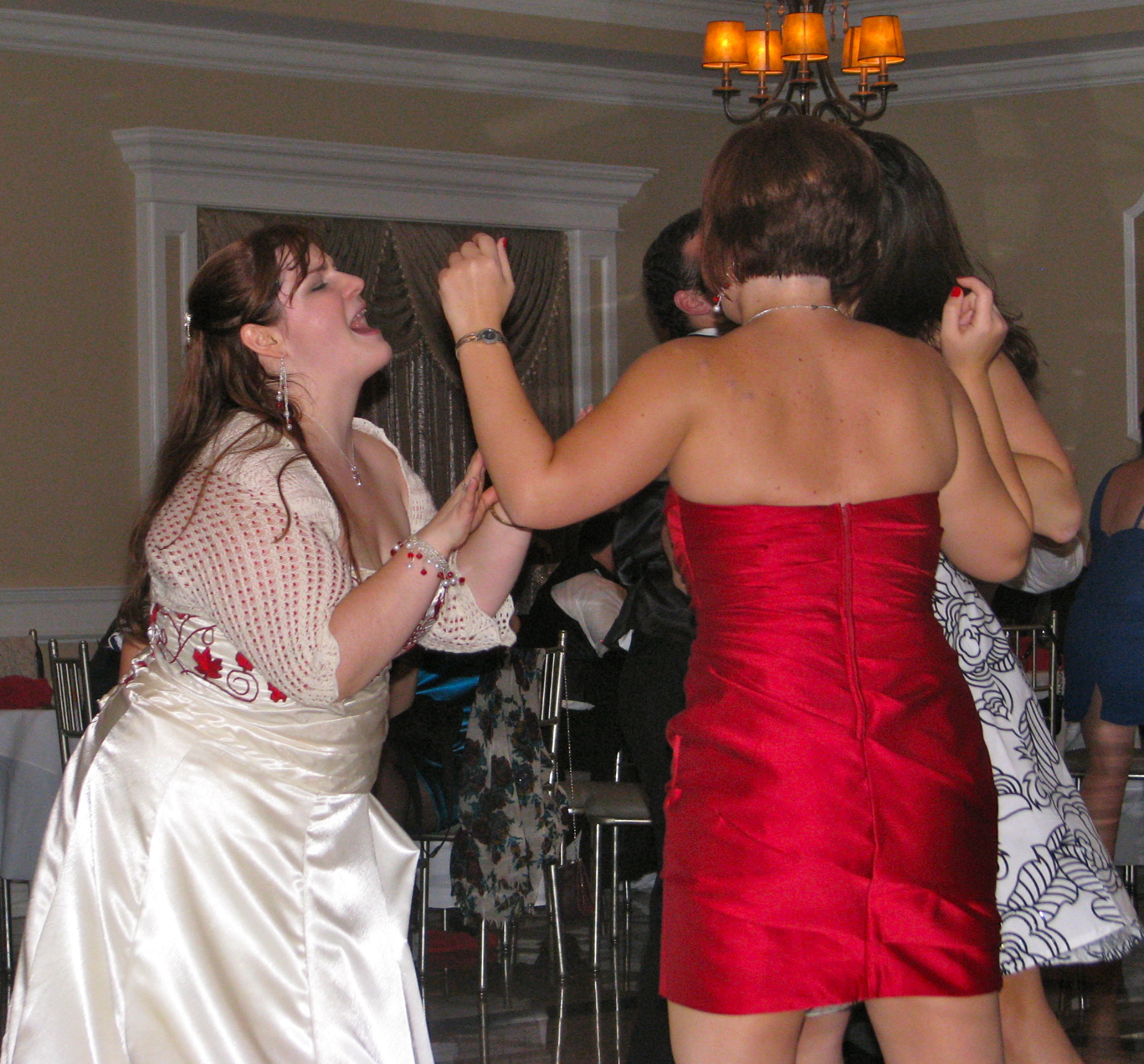 Fun Rhode Island Wedding Party DJ Tommy James and The Shondells Mony, Mony