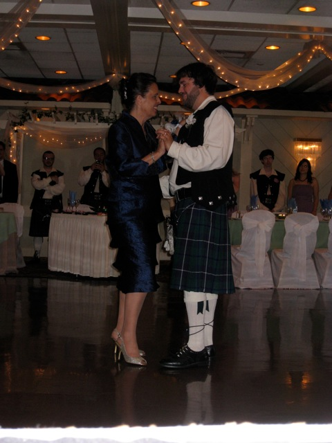 Wedding DJ Mother-Son Dance Songs at The Bethwood in New Jersey