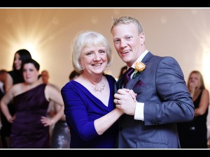 Mother Son Dance with Fun Rhode Island Wedding  DJ