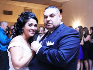 Father Daughter Dance with Uncle with Fun Rhode Island Wedding DJ