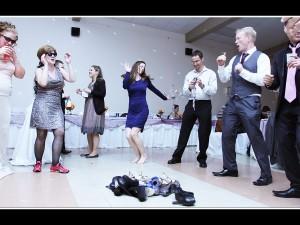 Fun Wedding Dancing with Fun Rhode Island Wedding DJ
