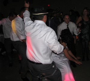 Fun Dancing with Rhode Island Wedding DJ