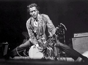 Chuck Berry Johnny B Goode Rhode Island DJ