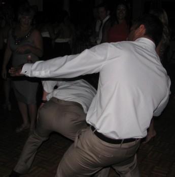 Fun Wedding Dancing with Rhode Island Wedding DJ