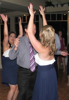 Grandma Smacks Wedding DJ With Cane! - Fun Rhode Island Wedding DJ