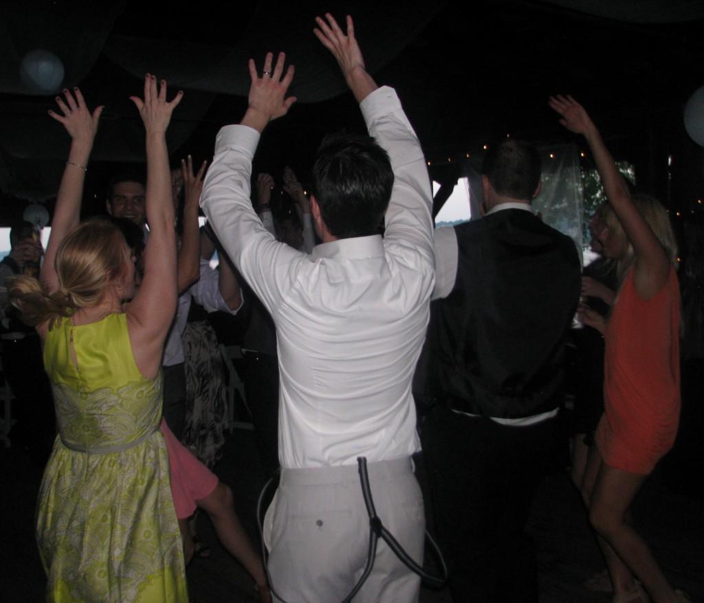 Rhode Island Wedding DJ & Fun Rhode