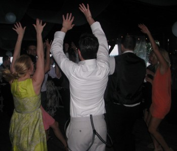 Fun Rhode Island Wedding with Rhode Island Wedding DJ