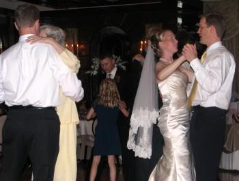 Beautiful Wedding at The Manor in West Orange with Rhode Island Wedding DJ