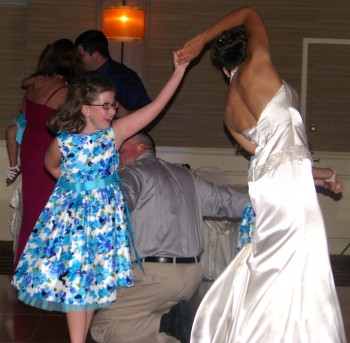 Fun Wedding DJ with Fun Brides and Grooms - Fun Rhode Island Wedding DJ