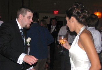 Fun Rhode Island Wedding DJ - Rock Wedding DJ at Hamilton Park Hotel Florham Park NJ