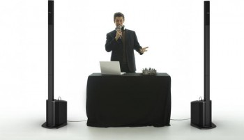 Wedding DJ Equipment Basics for Brides (and Grooms) - Rhode Island Wedding DJ - Bose L1