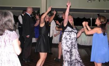 Carolyn & Paul Wedding - Massachusetts Wedding DJ - Rhode Island Wedding DJ - Pleasant Valley Country Club Sutton MA