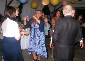 Providence wedding DJ - Rhode Island Wedding DJ - Beautiful Outdoor Wedding - Rutgers Gardens DJ - Massachusetts Wedding DJ