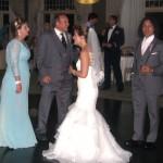 Victoria and Chris Wedding - Newport Wedding DJ- Rhode Island Wedding DJ - Military Wedding