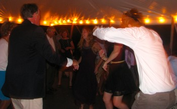 Rhode Island outdoor wedding DJ - Ashaway Wedding DJ- Solitude Springs wedding DJ - Rhode Island Wedding DJ