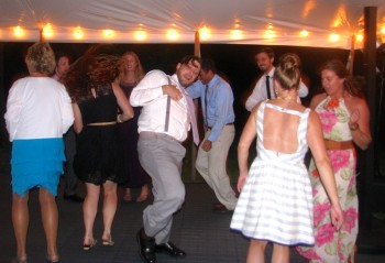 RI Outdoor Wedding DJ - Rhode Island outdoor wedding DJ - Ashaway Wedding DJ- Solitude Springs wedding DJ - Rhode Island Wedding DJ