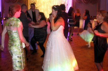 Fun Rhode Island Wedding DJ - Beautiful Wedding RI - Twelve Acres Smithfield