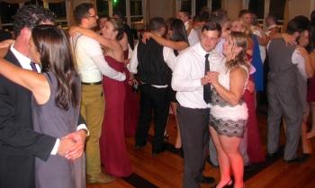 Happy Rhode Island Wedding - Rhode Island Wedding DJ - Laurel lane CC Kingston