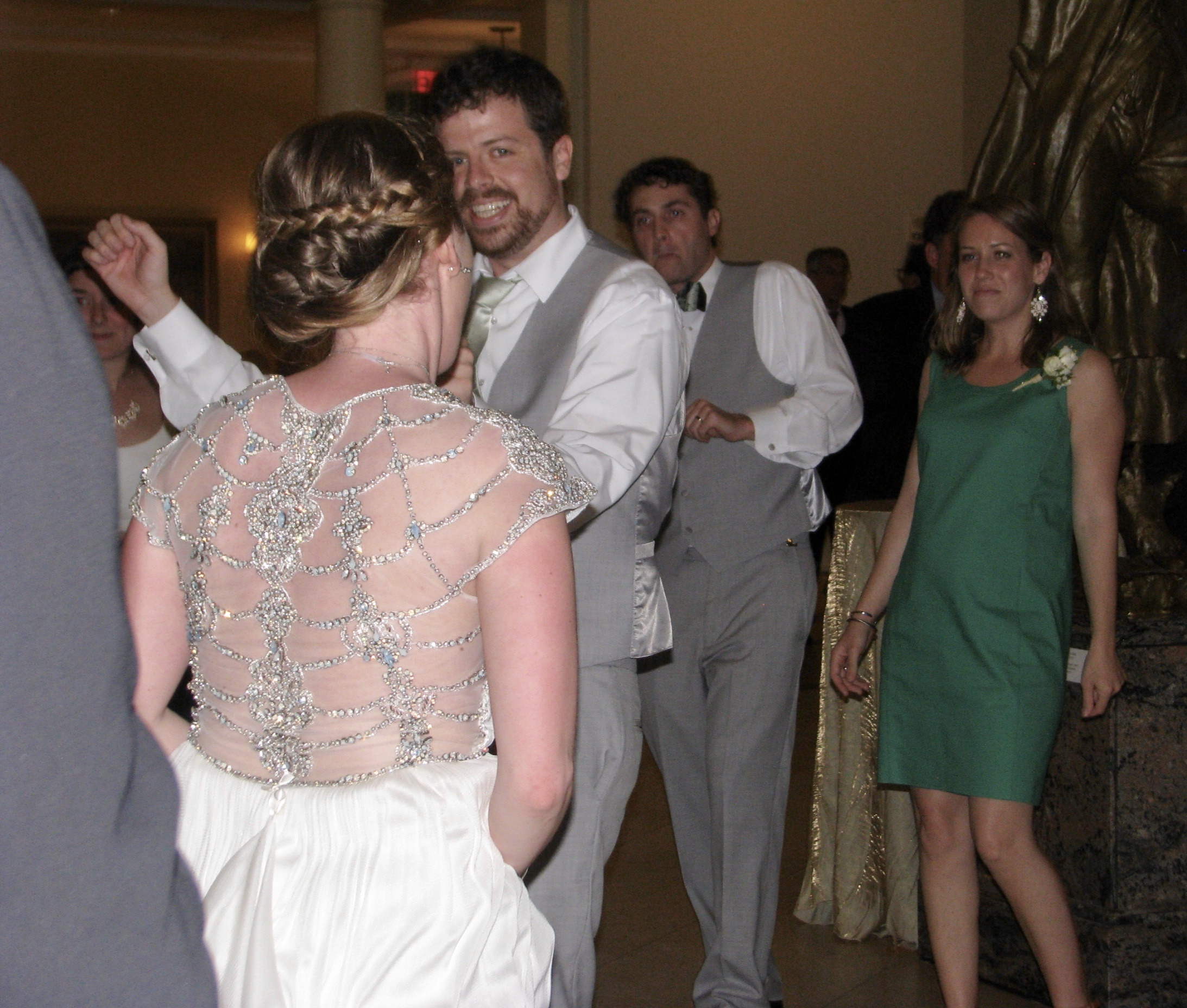 Ashley Jay Wedding Intimate Fun Wedding