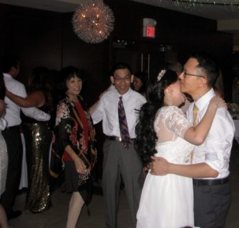 Denny & Kanseese - Fun Asian Multicultural Wedding! - DJ Mystical Michael Fun Rhode Island Wedding DJ